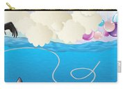 Deep Sea Fishing Carry-all Pouch