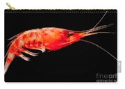 Deep Sea Shrimp Carry-all Pouch