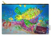 Deep Sea Treasures Carry-all Pouch