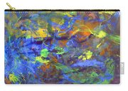 Deep Space Abstract Art Carry-all Pouch