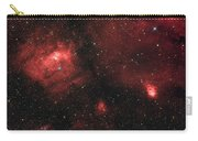 Deep Space Bubble Nebula Ngc 7635 In Constellation Cassiopeia Carry-all Pouch