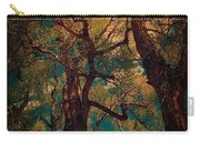 Deep Trees Carry-all Pouch