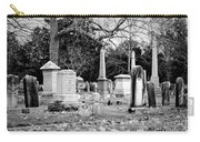 Deep Within Evergreen Cemetery Carry-all Pouch