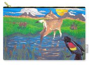 Deer Blessing Carry-all Pouch