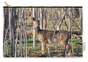 Deer Early Spring Carry-all Pouch