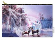 Deer Enchantment Carry-all Pouch
