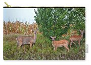 Deer Family Carry-all Pouch