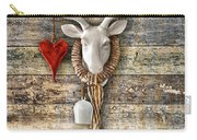 Deer Heart - Hirschherz Carry-all Pouch