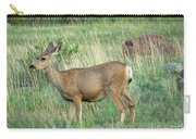 Deer In Boulder Colorado Carry-all Pouch