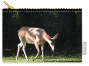 Deer In Shadows Carry-all Pouch