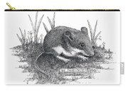Deer Mouse Carry-all Pouch