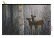 Deer Pair Carry-all Pouch