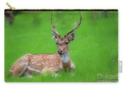 Deer Ruminating Carry-all Pouch