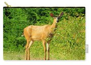Deer To Me Carry-all Pouch