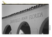 Deerfield Beach Florida Carry-all Pouch