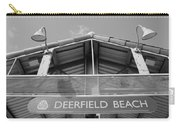 Deerfield Beach Carry-all Pouch