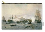 Defence Of The Havana Promontory  Carry-all Pouch