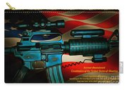 Defender Of Freedom - 2nd Ammendment Carry-all Pouch