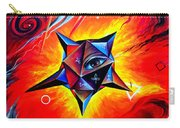 Defender Of The Way To Nirvana Carry-all Pouch