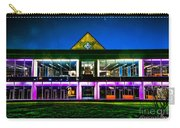 Defiance College Library Night View Carry-all Pouch