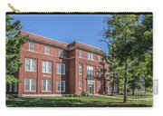 Defiance College Tenzer Hall Carry-all Pouch