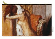 Degas: After The Bath Carry-all Pouch