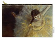 Degas: Arabesque, 1876-77 Carry-all Pouch by Granger