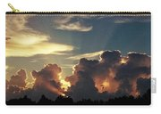 Degas Clouds #2 On Florida Sky Carry-all Pouch