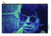 Deja Blue Rolling Stones Bill Wyman Carry-all Pouch