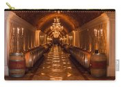 Del Dotto Wine Cellar Carry-all Pouch by Scott Campbell