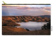 Del Valle At Sunset Carry-all Pouch