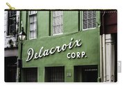 Delacroix Corp., New Orleans, Louisiana Carry-all Pouch