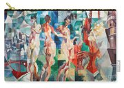 Delaunay: City Of Paris Carry-all Pouch