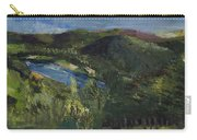 Delaware River Summer Carry-all Pouch
