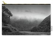 Delaware Water Gap Clouds Set In Carry-all Pouch