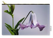 Delicate Bell Carry-all Pouch