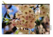 Delicate Blossoms Carry-all Pouch