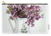 Delicate Bouquet Carry-all Pouch