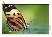 Delicate Butterfly Carry-all Pouch
