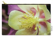 Delicate Columbine Nature Photograph Carry-all Pouch