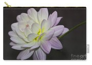 Delicate Dahlia Balance Carry-all Pouch