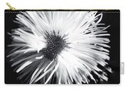 Delicate Fleabane Daisy Carry-all Pouch