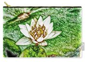Delicate Fragrance Carry-all Pouch