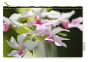 Delicate Orchids By Sharon Cummings Carry-all Pouch