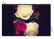 Delicate Petals Carry-all Pouch