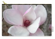 Delicate Pink Magnolia Carry-all Pouch