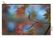Delicate Signs Of Autumn Carry-all Pouch