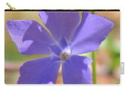 Delicate Touch In Square Carry-all Pouch