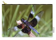 Delicate Wings Of A Dragonfly Carry-all Pouch