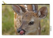 Delicious Deer Carry-all Pouch